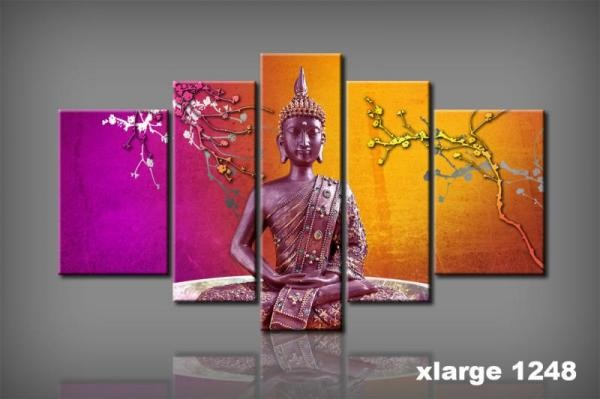 Digital Art Vászonkép | 1268-S Buddha