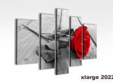 Digital Art vászonkép | 2022-S grigio rosa