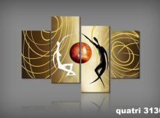 Digital Art vászonkép | 3130 Q Nuovo Mondo S