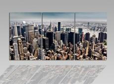 Digital Art vászonkép | 4098-S-R Manhattan