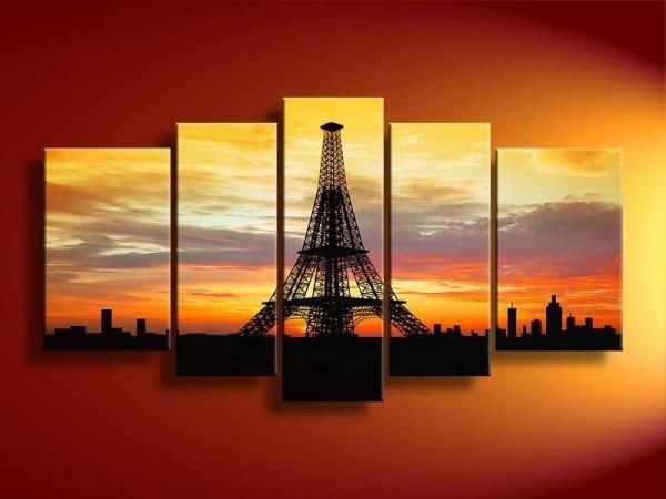 Eifel Tower vászonkép   5073so