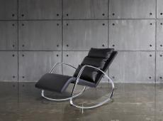 Fotel Macarena 160 fekete