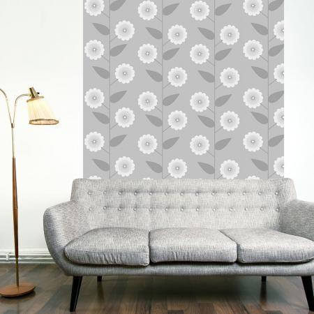 Fotótapéta -  Floral Pattern