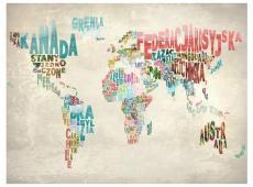 Fotótapéta - A világ határok nélkül