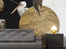 Fotótapéta - Absztrakció a pelikán