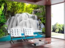 Fotótapéta - At the waterfall