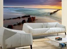 Fotótapéta - beach - sunrise