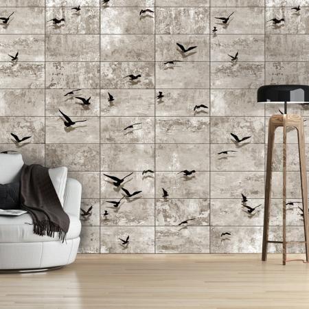 Fotótapéta - Bird Migrations