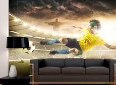 Fotótapéta - Brazilian football