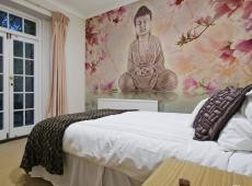 Fotótapéta - Buddha and magnolia