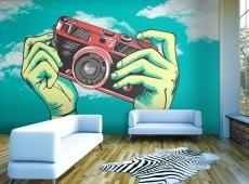 Fotótapéta - Camera
