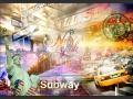 Fotótapéta - Colorsof  NYC