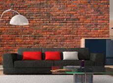 Fotótapéta - design: brick