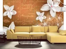 Fotótapéta - Floral notes