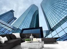 Fotótapéta - Frankfurt's Skyscrapers