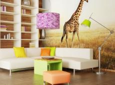 Fotótapéta - giraffe - walk