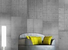 Fotótapéta - Gray domino