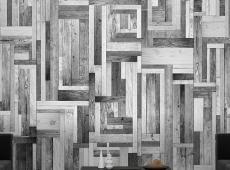 Fotótapéta - Gray labyrinth