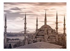 Fotótapéta - Kék mecset - Isztambul