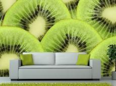 Fotótapéta - Kiwi szelet