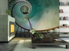 Fotótapéta - Lighthouse - Stairs