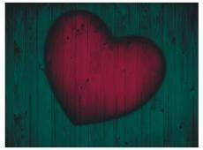 Fotótapéta - Listen to your heart