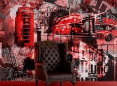 Fotótapéta - London, London...