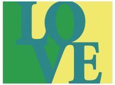 Fotótapéta - Love is the answer