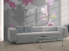 Fotótapéta - magnolia (pink)
