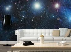 Fotótapéta - Milliárdjai fényes csillag