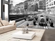 Fotótapéta - Monte Carlo Race