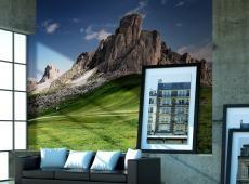 Fotótapéta - Passo di Giau - Dolomites, Italy