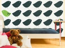 Fotótapéta - pattern - birds