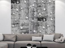 Fotótapéta - Pearls on Concrete
