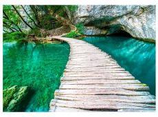 Fotótapéta - Plitvice Lakes National Park, Croatia