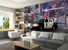 Fotótapéta - Police car