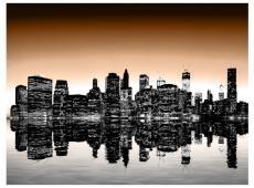 Fotótapéta - Sinking NYC