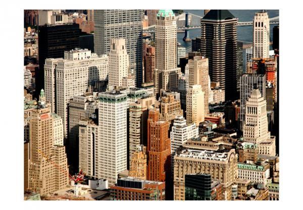 Fotótapéta - skyscrapers, Manhattan