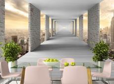 Fotótapéta - Skyward Corridor