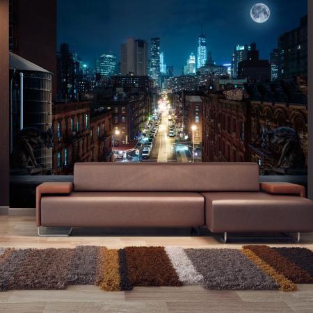 Fotótapéta - Sleepy New York