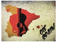 Fotótapéta - Spanish guitar