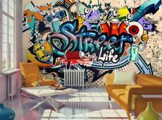 Fotótapéta - Street Life
