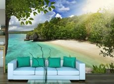 Fotótapéta - Sunny beach