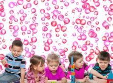 Fotótapéta - Sweet Bubbles