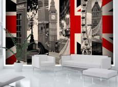 Fotótapéta - Symbols of London