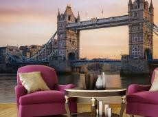 Fotótapéta - Tower Bridge hajnalban