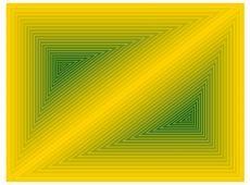 Fotótapéta - triangle - 3D