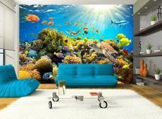 Fotótapéta - Underwater Land
