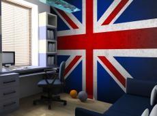 Fotótapéta - Union Jack