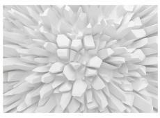 Fotótapéta - White dahlia
